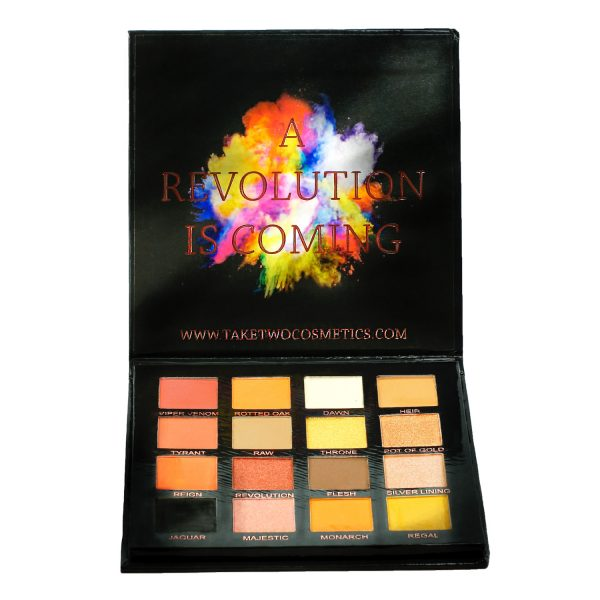 The Revolution Palette