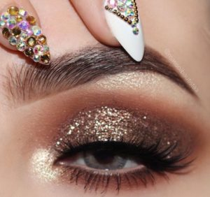Marisol Bautisaa Glitter