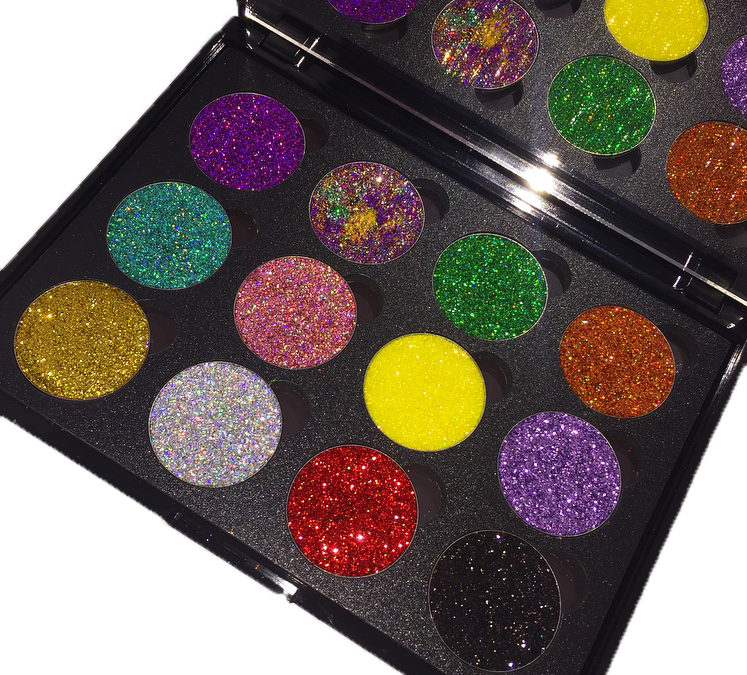The Equality Glitter Palette – LGBT Pride Month