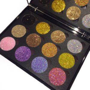 glam girl glitter palette