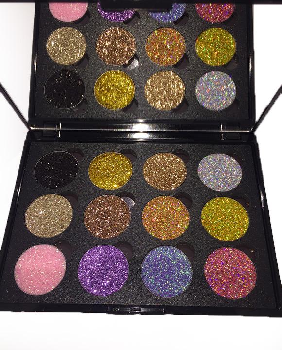 glam girl palette
