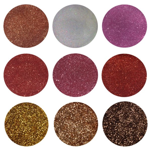 Barely Nude Loose Glitter Gift Set